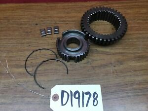 Ford 4 Speed Toploader 3 4 3rd 4th Shift Synchronizer Assembly