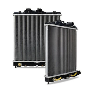 Mishimoto 1992 1998 Honda Civic Radiator Replacement