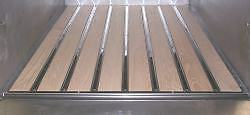 1956 Ford Pickup Bed Floor Kit Ford Truck F 1 F 100 Complete