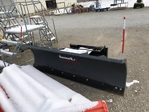 Snowex Sx Hd Skid Steer 8 Heavy Duty Snow Plow