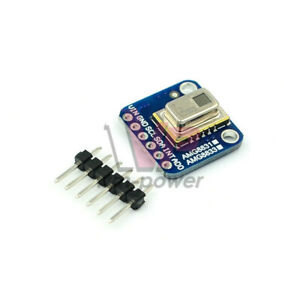 3 5v Amg8833 Ir Thermal Imager Imager 8x8 Infrared Thermograph For Arduino R3