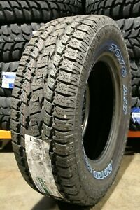 5 New Toyo Open Country A t Ii 113s 65k mile Tires 2657017 265 70 17 26570r17