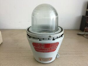 Appleton A 51 Explosion Proof Light Fixture No Bulb