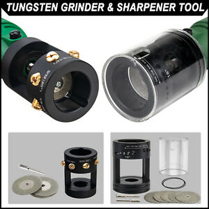 Tungsten Electrode Sharpener Grinder Any Angle Any Tungsten Tool Tig Welding