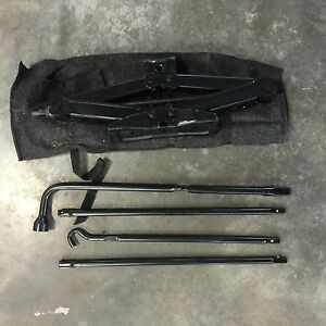 Oem Ford Usa 2006 2014 F150 F 150 Ford Jack And Tools Oem Complete Kit With Bag