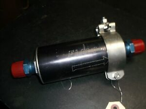 Inline Oil Filter W 12an Fittings