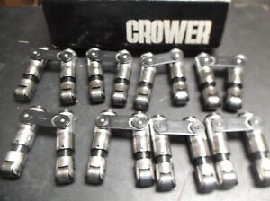 Crower Sbc Roller Lifters W Tall Seat 180 Offset 66275 16