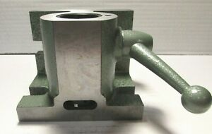 5c Horizontal Vertical Cam Operated Collet Fixture