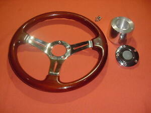 Flaming River Steering Wheel Camaro Nova Chevelle 69 70 71 C10 Chevy Truck 1968