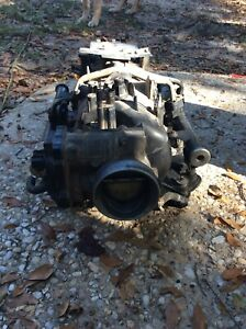2005 Chevy Ls 6 0 Intake Throttle Body And Fuel Rails