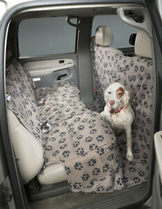 Seat Cover sr5 4 Door Crew Cab Pickup Canine Covers Fits 07 08 Toyota Tundra