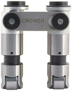 Crower Roller Lifters Sbc Offset W Pin Oiling P N 66275h 16
