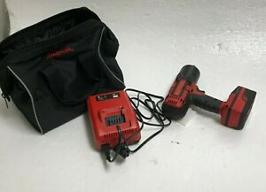 Snap on Lithium Ion Ct8850 18v 18 Volt Cordless 1 2 Impact Wrench Gun