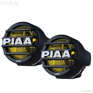 Piaa 22 05370 Lp530 Led Fog Light Kit
