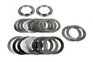 Yukon Gear And Axle Super Carrier Shim Kit Ford 8 8 Gm 12 Bolt P n Sk Ss12
