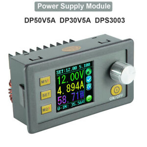 Dps3003 Dp30v5a 50v5a Dc32v 3a Programmable Step down Power Supply Module New
