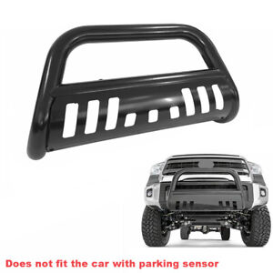 Black Bull Bar Fit 2015 2018 Chevy Colorado Grille Guards Front Bumper 1pc