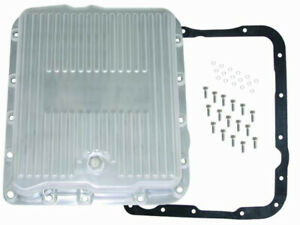 Racing Power Co packaged Alum Trans Pan Gm 700r4 Extra Capacity pol P n R8494