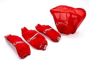 Outerwears Pre Filter Red 4 Pack P n 10 1195 03