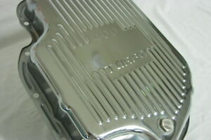 Th Turbo 400 Transmission Pan With Drain Plug
