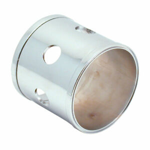 Spectre 8707 Air Intake Adapter Silver