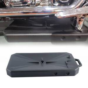 Abs Low Profile Oil Drain Pan W spout For Harley Road Glide Special Fltrxs 84 20