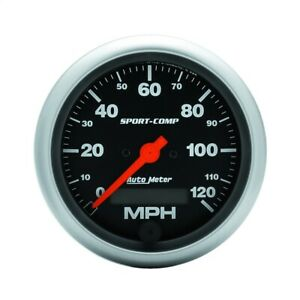 Autometer 3987 Sport comp Electric Programmable Speedometer