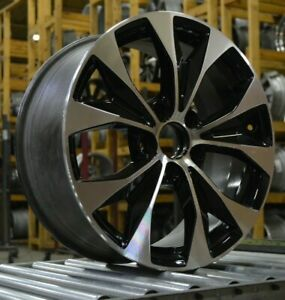 17 Honda Civic 2012 2013 2014 Factory Oem Rim Wheel 64025 Black Machined Blem A