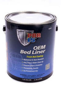 Por 15 Oem Bed Liner Coating Gallon P N 49701