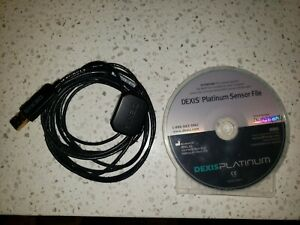 Dexis Platinum Digital Sensor With Calibration Cd