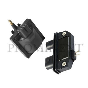 Ignition Coil And Module Replacement For Chevrolet Buick Roadmaster Dr37 Lx340
