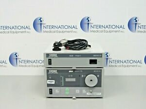 Karl Storz Image 1 Camera With P3 Head Storz Xenon 175 Light Source