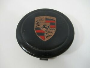 Porsche Steering Wheel Horn Button Center Cap Hand Painted Crest Signed