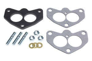 Edelbrock Carb Spacer Kit 3 bolt 94 Series Carburetor P n 8751