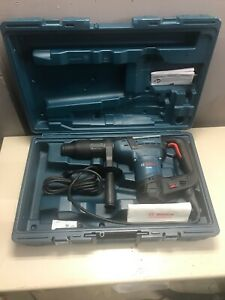 Bosch Rh540m 1 9 16in Sds Max Combination Rotary Hammer Drill New 12 Amp