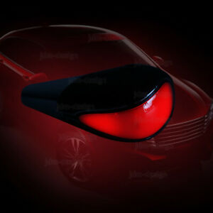 Car Automatic Shift Knob Led Light Red Color Touch Sensor For Universal