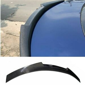 Carbon Fiber Rear Wing Trunk Lip Spoiler Fits For Bmw E92 Coupe 320i 328i 335i M