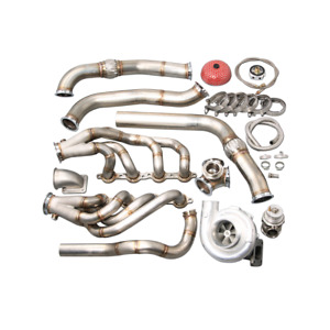 Cxracing Single Turbo Manifold Kit For 78 83 Chevrolet Malibu G Body Ls1 Lsx