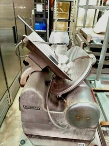 Hobart Model 1712 Automatic Deli Meat Cheese Slicer Commercial