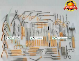 Major Rhinoplasty Instruments Set Of 85 Pcs Nose Plastic Surgery Instruments