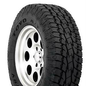 New 33x12 50r20 Toyo Open Country A T Ii 12ply All Terrain 33125020 33 12 50 20
