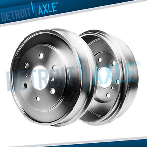 Rear Drum Brakes For 2005 2006 2007 2008 Chevrolet Silverado 1500 Gmc Sierra