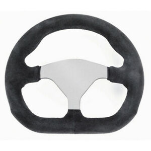 Grant Formula 1 Steering Wheel D shaped Black P n 713 4