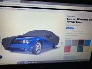 Covercraft Weathershield Custom Car Cover For 2005 2009 Ford Mustang Convertible