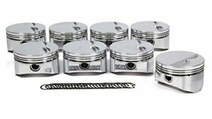 8850sx 4030 D s s Racing Sbf 4 030 In Bore Sx Series Forged Piston 8 Pc P n