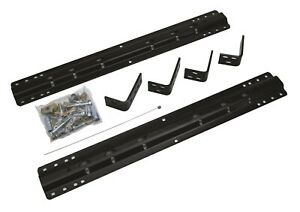 Reese 30035 Fifth Wheel Rails And Installation Kit