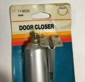 Vtg Nos Door Closer Sk85 Ideal Security Hardware Corp New Sealed Storm Screen