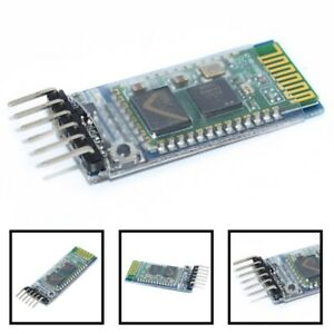 Hc 05 Wireless Bluetooth Rf Transceiver Module Serial Rs232 Ttl For Arduino Hot
