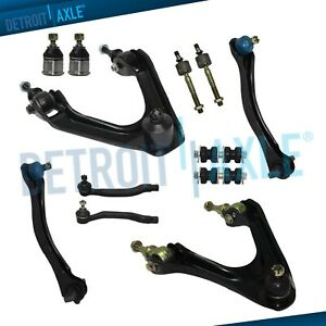 New 12pc Front And Rear Complete Suspension Kit For Honda Acura Cl Accord
