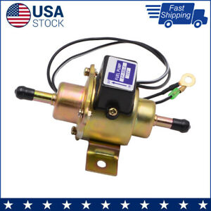 New 12v Electric Fuel Pump Assembly For Kubota Diesel Engine 035000 0350